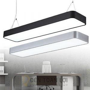 Đèn Thả Mẫu đèn thả trang trí văn phòng máng hộp 1200 * 200 * 50 mm