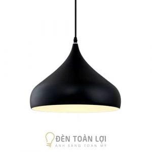 Đèn Thả: Mẫu đèn thả giọt nước trang trí tiệm nail quán hớt tóc