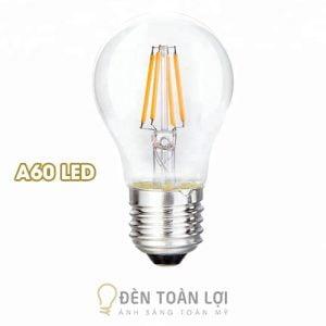 Bóng Đèn: Bóng LED Edison ST64, A60, G45 vỏ trong trang trí