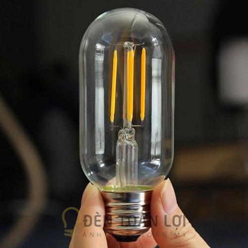 Bóng Đèn: Mẫu đèn bóng LED T45 trang trí giá rẻ Hà Nội