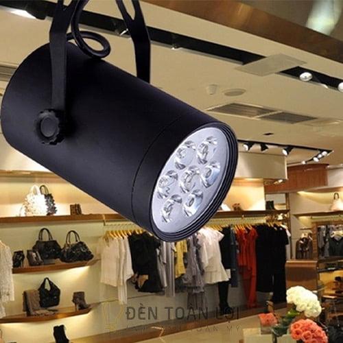 Đèn Rọi: Mẫu đèn rọi mắt ếch trang trí quán cafe 7W