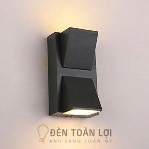Đèn Vách: Mẫu đèn LED vách ngoài trời trang trí tường rào Hà Nội