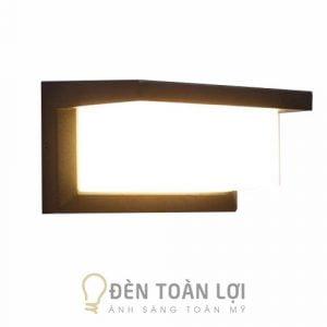Đèn LED Vách hình hộp chữ nhật trang trí cực đẹp