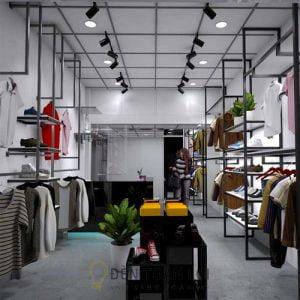 Mẫu đèn rọi COB 20W gía rẻ trang trí shop thời trang